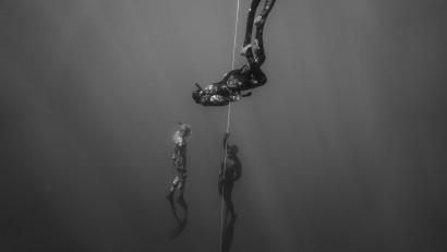 Valerio Perini Filmaker Freediving